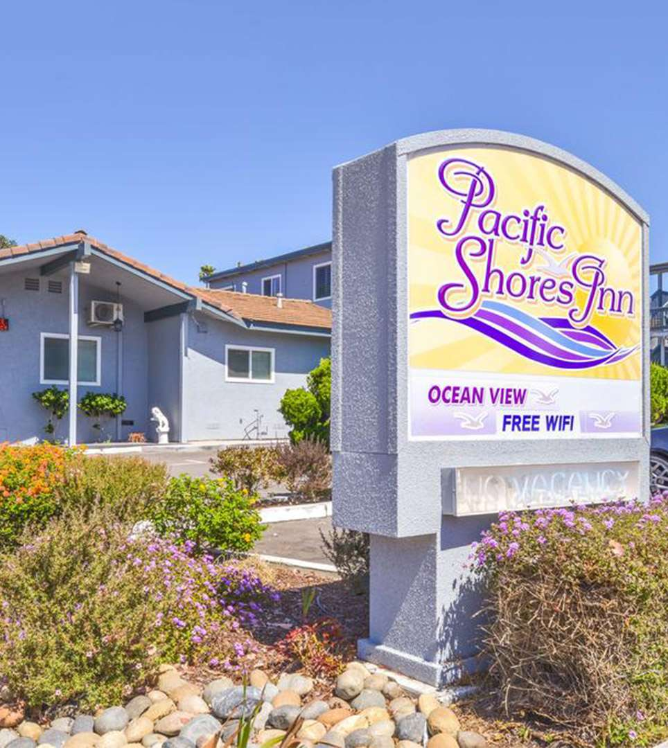 ENJOY OUR TOP END AMENITIES AND PRIME MORRO BAY LOCATION